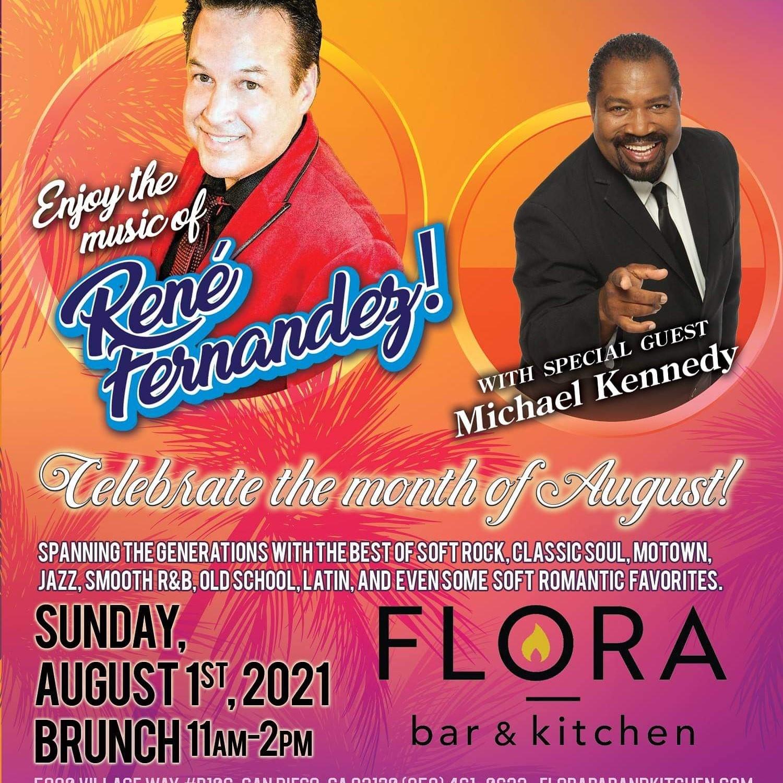 Rene Fernandez entertainment